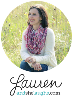 Lauren E. Snyder – And She Laughs